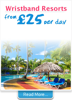 All Inclusive from 25 euros per day